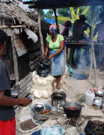 haiti cooking