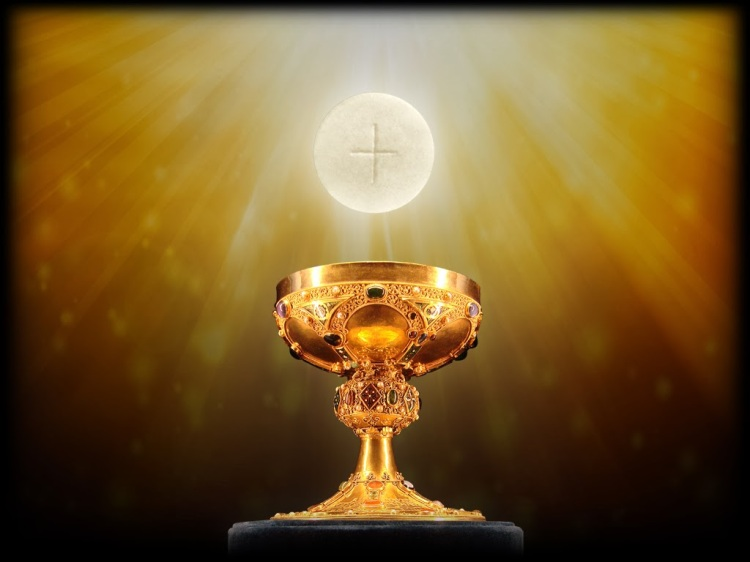 HOLY EUCHARIST 13