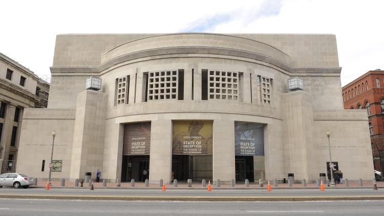 US Holocaust Museum in Washington