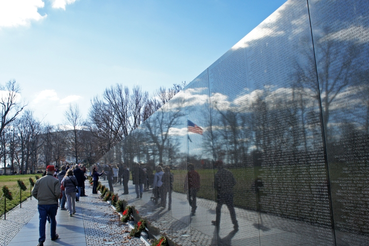 Vietnam Veterans Memorial, National Mall